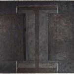 Anima 6- Wax Graphite Pastel on Paper - 40x60 - 2012