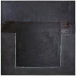 Anima 3 - Wax Graphite Pastel on Panel - 30x30