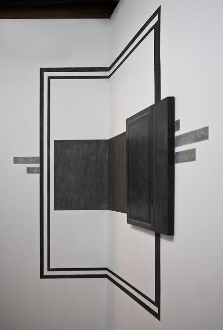 Krista Svalbonas - Anima 4 - Installation at the Brooklyn Waterfront Artist Coalition - 2013