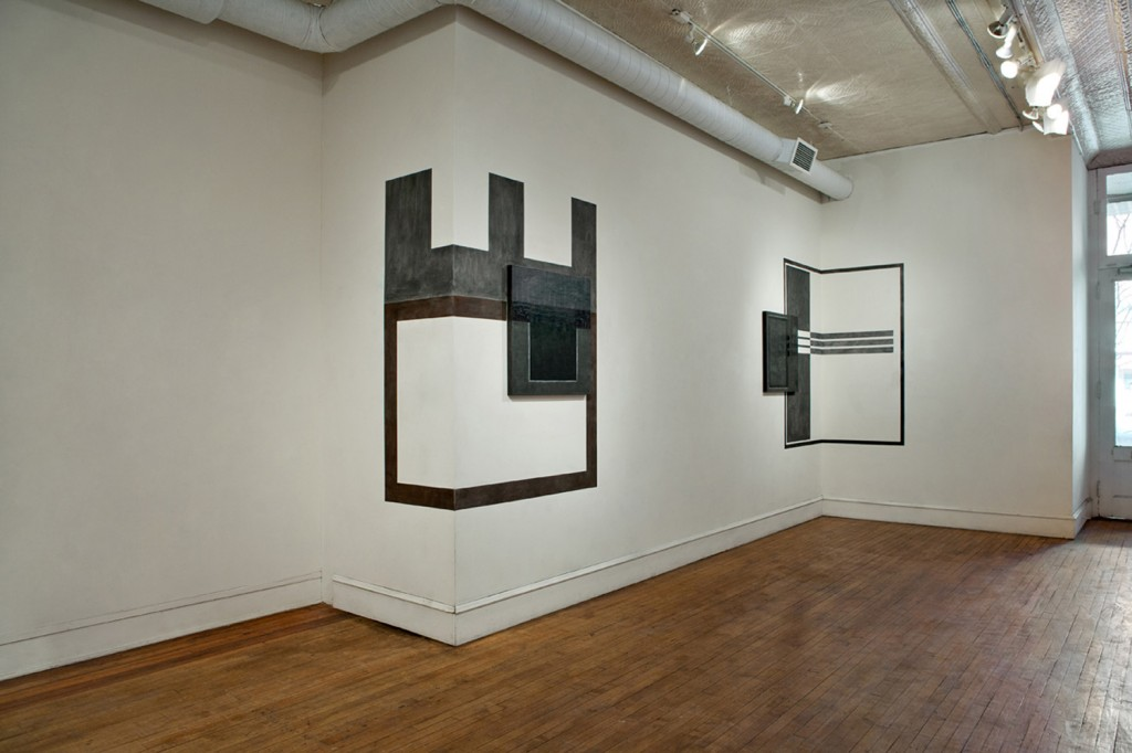 Krista Svalbonas - Towards a Phenomenology of Space - AFA Gallery, Scranton PA