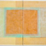 MANAS 2 - 36x24 - Wax, Paper and Clay on Panel - 2011