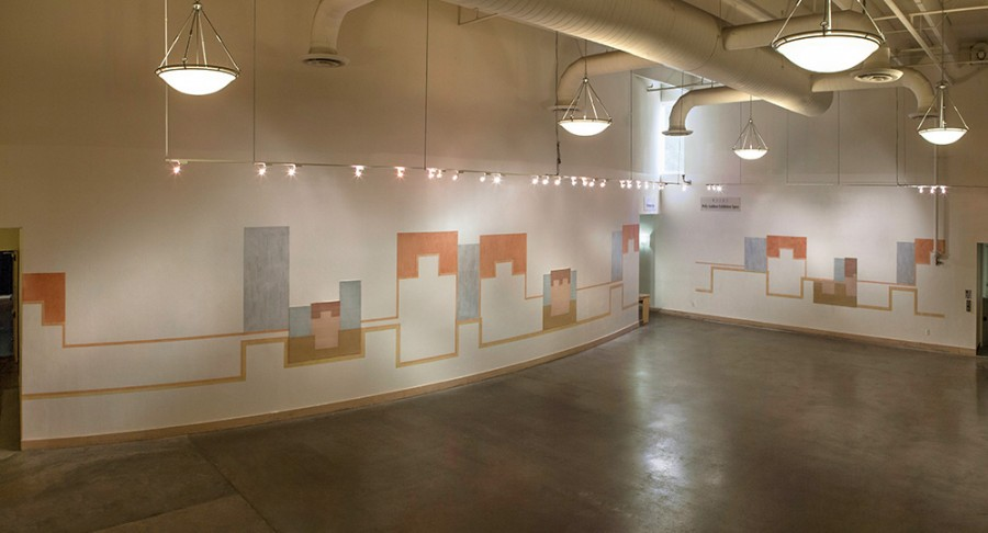 Krista Svalbonas - Dwellings - The Dairy Center - Boulder, Co - 2013