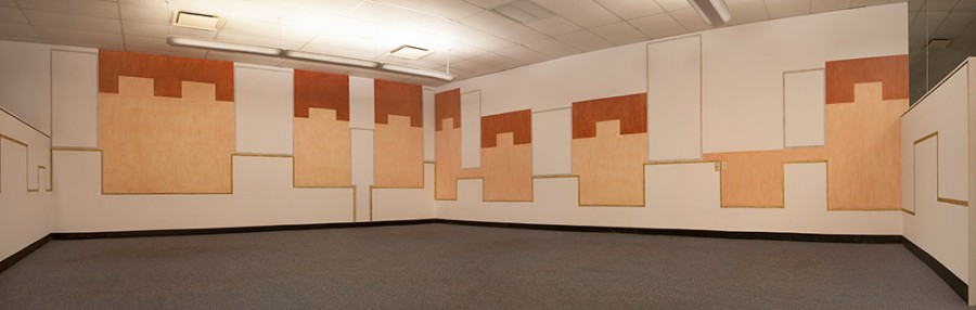 Krista Svalbonas - Project 8 Installation – Gateway 2 Center - Newark, NJ - 2013