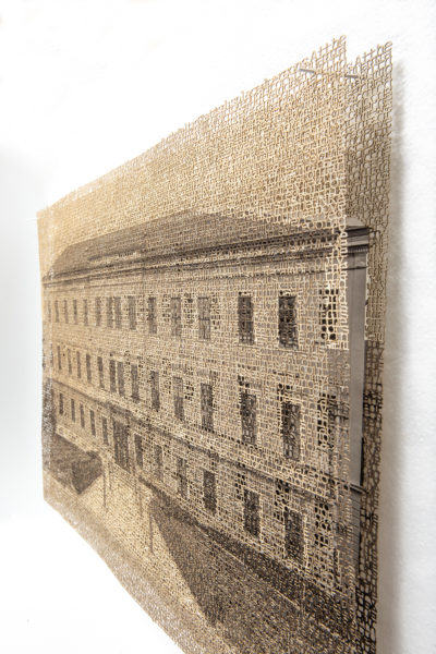 Bayreuth 1, layered laser cut pigment print, 14x21,2018